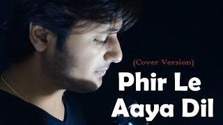 mashup-song-phir-le-aya-dilnaina-re-kabira-cover-by-rana-afaq-dekho-tv