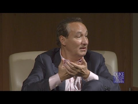 United CEO Oscar Munoz on Building Trust