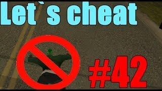 Let`s cheat Samp-RP #42 - АнтиБанниХоп