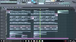 R3hab & Ciara - Get Up (KSHMR Remix) FL Studio Remake + FLP & Presets