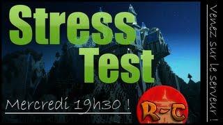 Annonce : Stress-Test - Ravage-Core