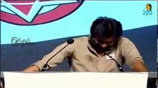 Chiranjeevi Is Like My Father - Pawan Kalyan Emotional Speech