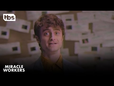 Miracle Workers | Welcome to Heaven Inc. | TBS