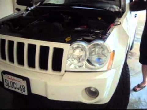 hqdefault hid nation 2005 jeep laredo 9006 hid conversion kit with relay Jeep Cherokee Stereo Wiring at bakdesigns.co