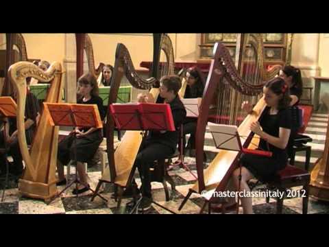 masterclassinitaly 2012 Demo Harpes