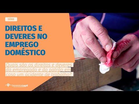 Evitando acidentes no trabalho doméstico   WEB-SÉRIE   Direitos e deveres no emprego doméstico