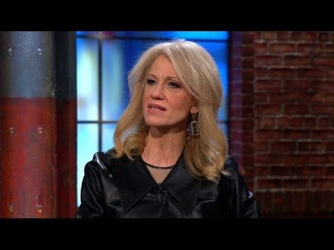 CNN anchor, Conway spar over Trump tweets