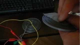 Simple Wireless eletricity replication.