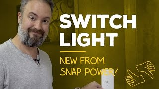 SnapPower Switchlight: Another great nightlight