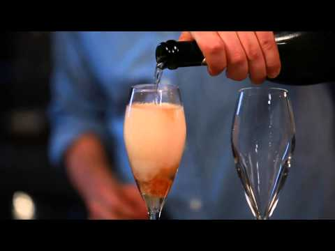 Easy and Elegant Champagne Cocktail