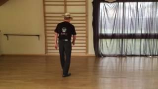 SOUTH OF SANTA FE - COUNTRY LINE DANCE (Explication des pas et danse)