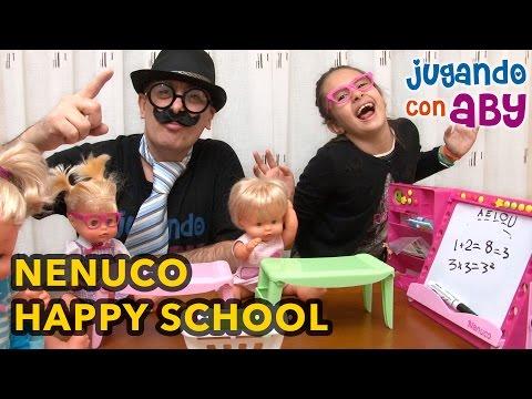 Nenuco Happy School. La PROFESORA ABY contra el DIRECTOR del cole
