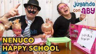 Nenuco Happy School. La PROFESORA ABY contra el DIRECTOR del cole thumbnail