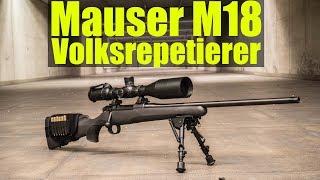 "💂♂️ Mauser M18 ""Volksrepetierer"""