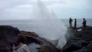 Tow Hill Blowhole