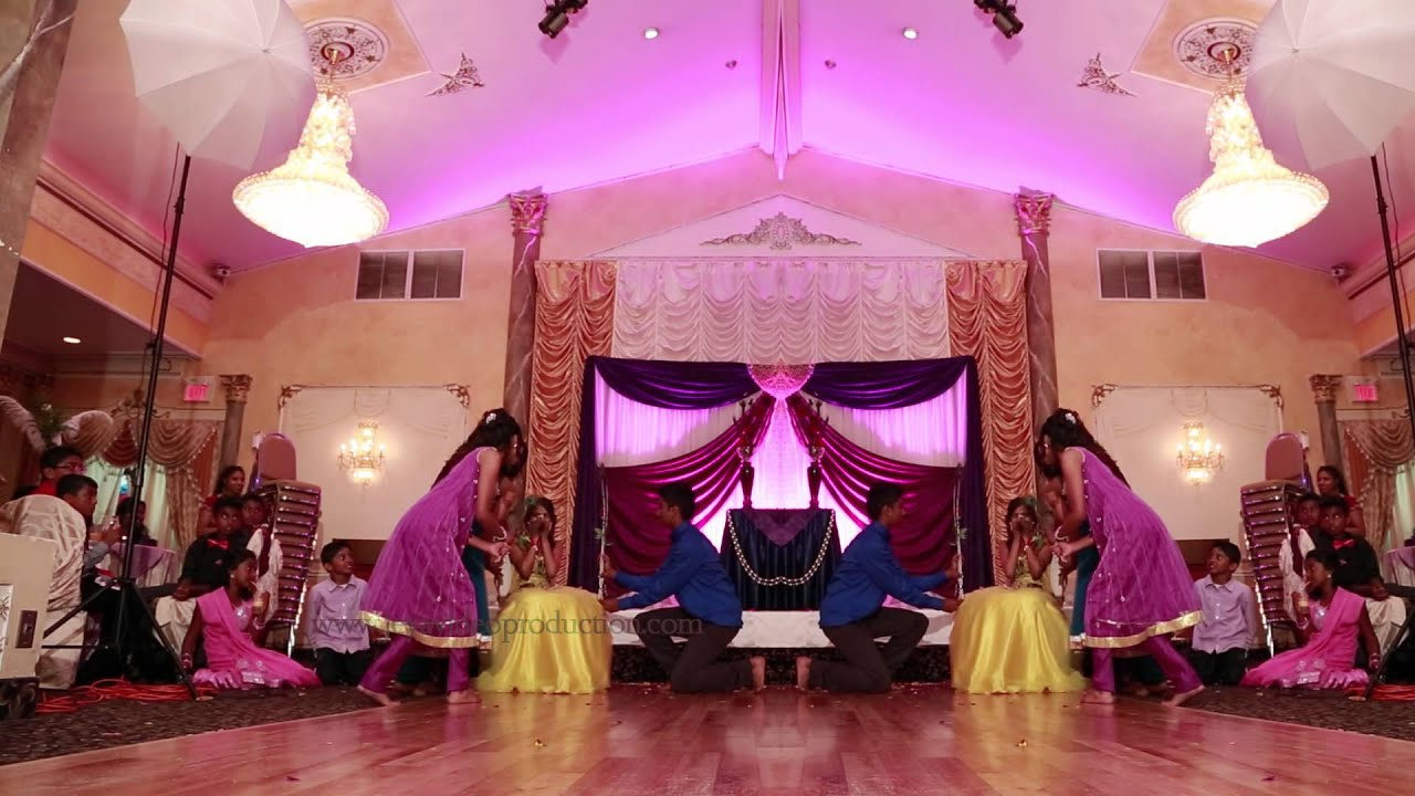 Sweet16 At The Queen Palace Banquet Hall - YouTube