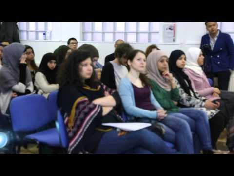 Islam und Demokratie mit Amir Zaidan 17.04.2014 Teil II