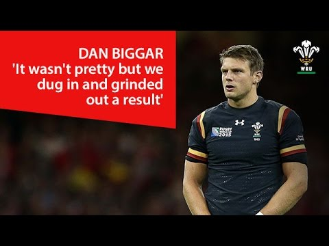 Dan Biggar 'It wasn't pretty' | WRU TV