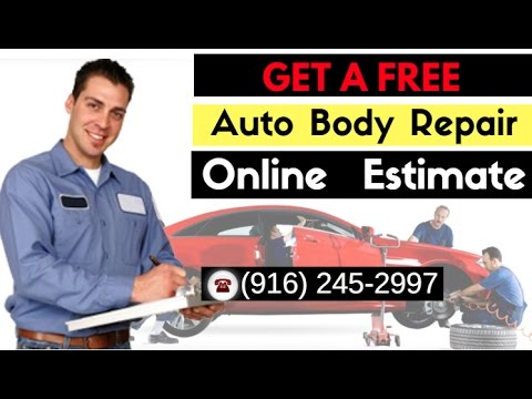 Auto Body Repair Shops in Sacramento CA - Call us Today ☏ (916) 245-2997 Quality Work. No Surprises‎