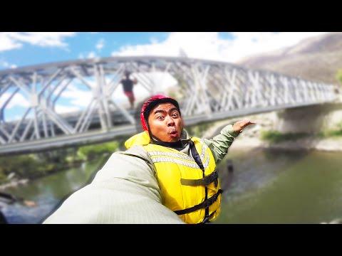 Jumping Off Of Bridges | Peru Ep. 8