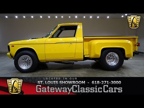 78 Chevy Luv Top Speed