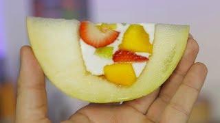 Special Melon Dessert Recipe