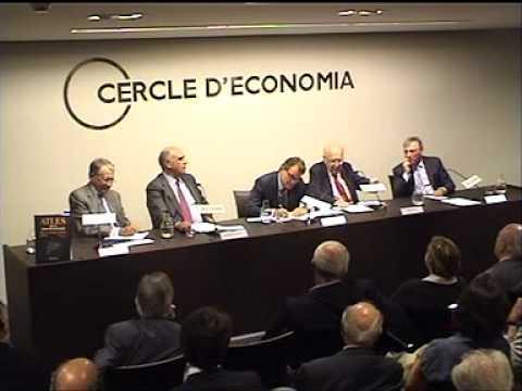 Presentació de l'Atles de la industrialització de Catalunya 1750-2010