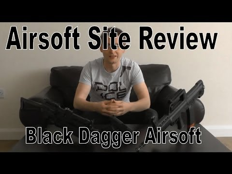 Airsoft Site Review - Black Dagger Airsoft
