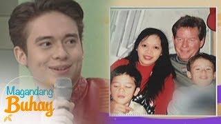Magandang Buhay: Jameson's childhood