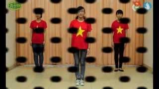 [HUBT] - Hướng dẫn nhảy Flashmob - Nhảy 9 bước (Run to you)