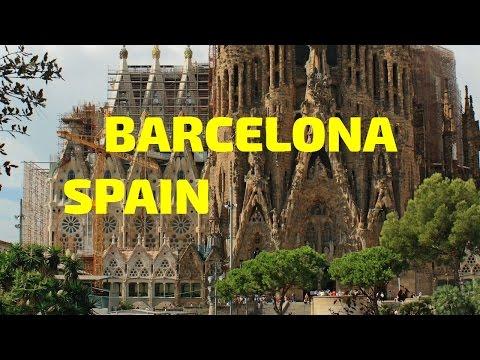 Barcelona Spain - Travel Europe
