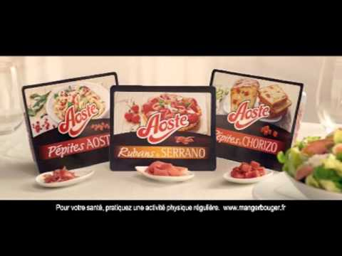 Vidéo 2 Spots TV Aoste -