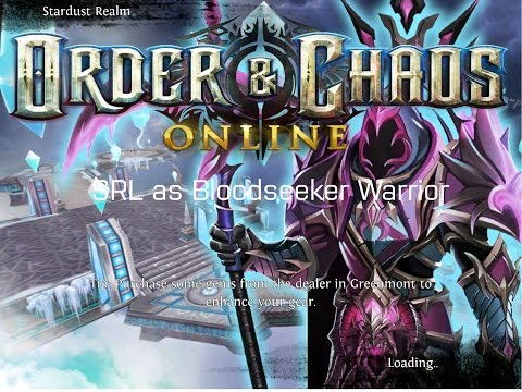 Order & Chaos Online | SRL Guide As DPS Warrior