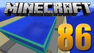 Farm de Guardian Finalizada - Minecraft Em busca da casa automática #86.