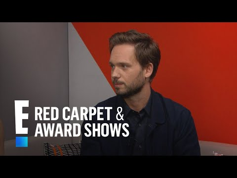 "Meghan Markle's ""Suits"" Costar Patrick J. Adams on Prince Harry 