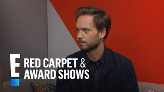 """Meghan Markle's """"Suits"""" Costar Patrick J. Adams on Prince Harry 