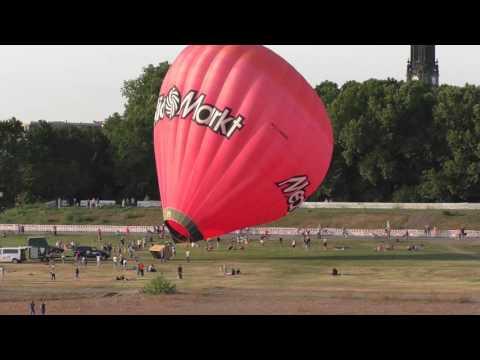 Ballonfahren über Dresden - eine ganz andere Erfahrung!