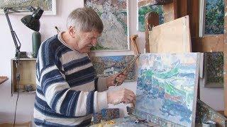 Александр Кропко – художник исчезающего крымского рая