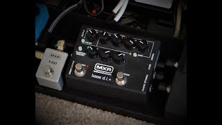 Jim Dunlop - MXR M80 Bass D.I. + Review and Demo
