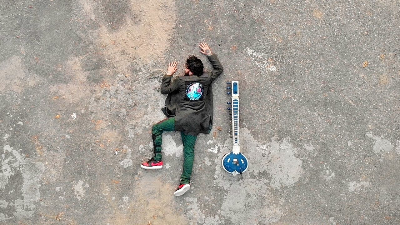 SITAR METAL - Dreamers We Never Learn (Official Video)