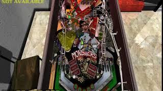 Dream Pinball 3D, Monsters, Hard Difficulty, 364054590, Part 1