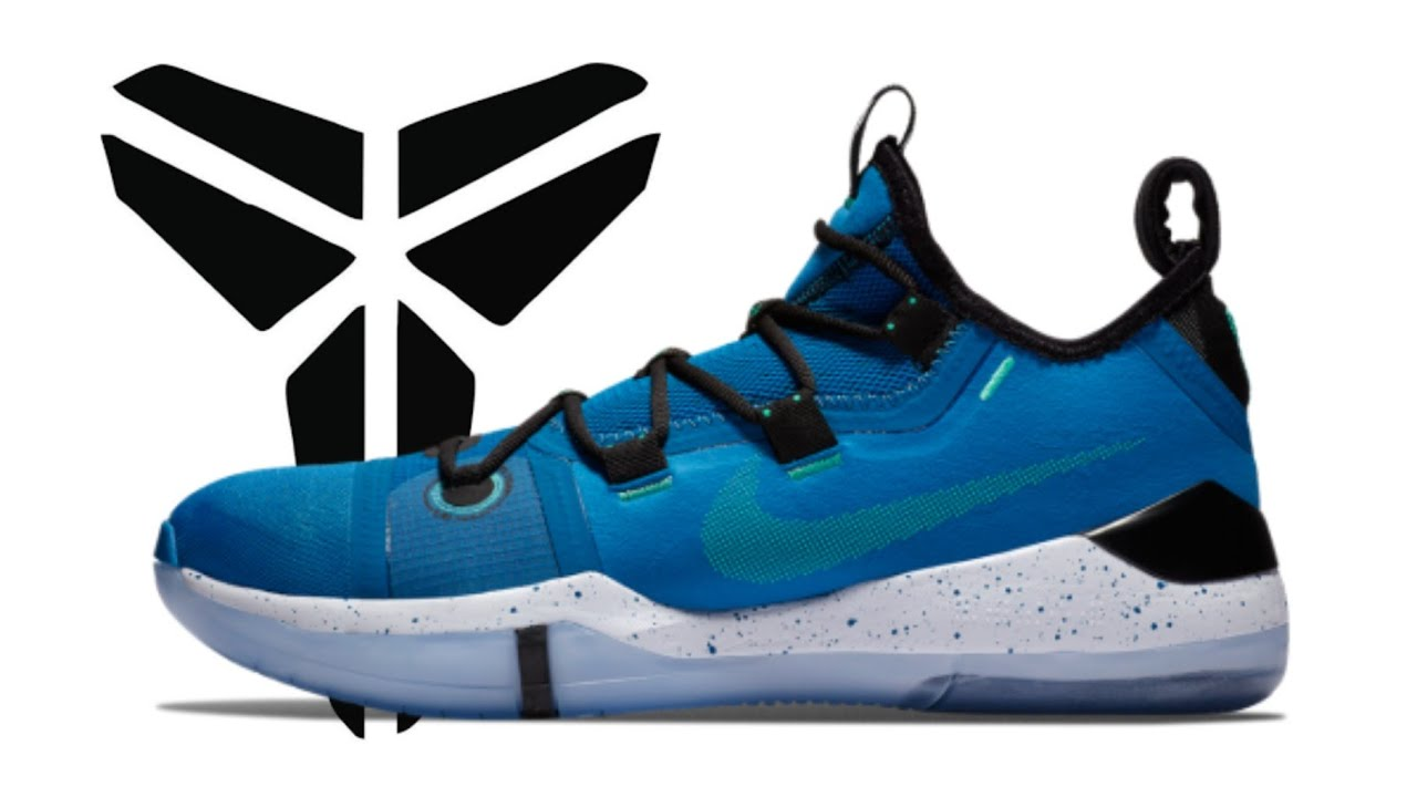 best sneakers 9fab5 28fea #NIKE #Kobe AD #Exodus ' Military Blue ' 2019 UNBOXING + CLOSER LOOK #mamba  #kobead #lakers #style