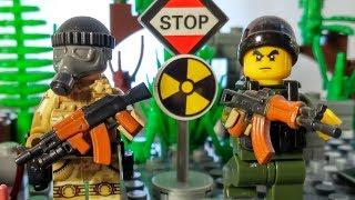 STALKER LEGO - дом ЗОМБО Сталкеров