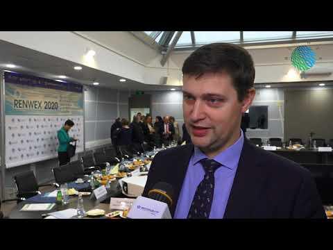 Бизнес -завтрак: «Возобновляемая энергетика России». Алексей  Жихарев