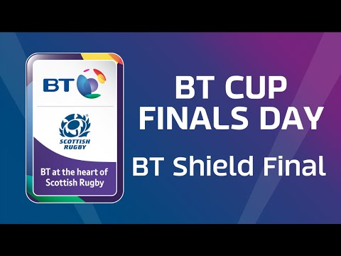 BT Shield Final: Highland v Carrick
