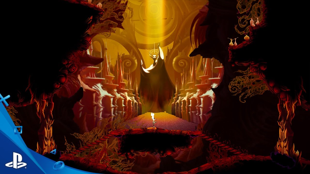 Sundered  U2013 Official Announcement Trailer