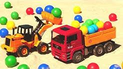 Auttaja-autot ja kulkuneuvot. Isot lasten Bruder-kuormurit. Lasten kulkuneuvoja.
