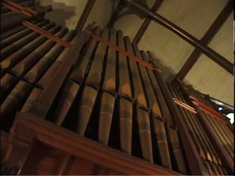 Organ Clearing House - Rescuing Johnson Opus 638