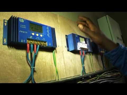 DUCA:  l'énergie solaire au village