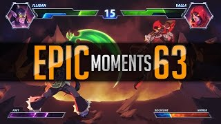 ⚡️Heroes of the Storm   Epic Moments #63 thumbnail